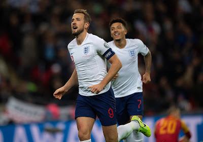 Kane maakt statistieken nog wat indrukwekkender en helpt Engeland voorbij Kosovo