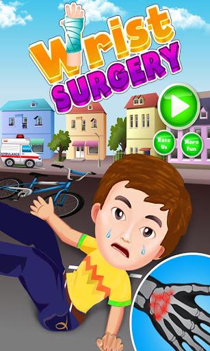 Wrist Surgery Simulator