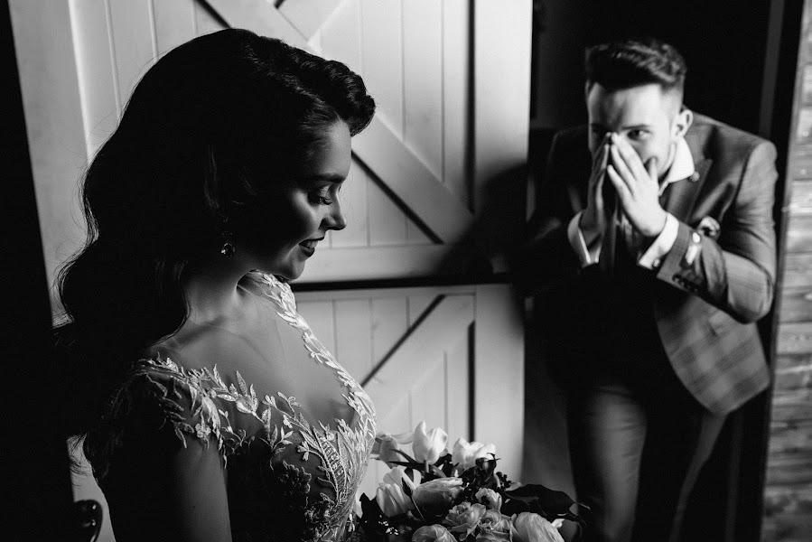 婚禮攝影師Mikhail Malaschickiy(malashchitsky)。22.03.2018的照片