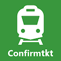 IRCTC Train Booking - ConfirmTkt (Confirm Ticket) icon