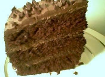 Chocolate Decadence Cake Recipe