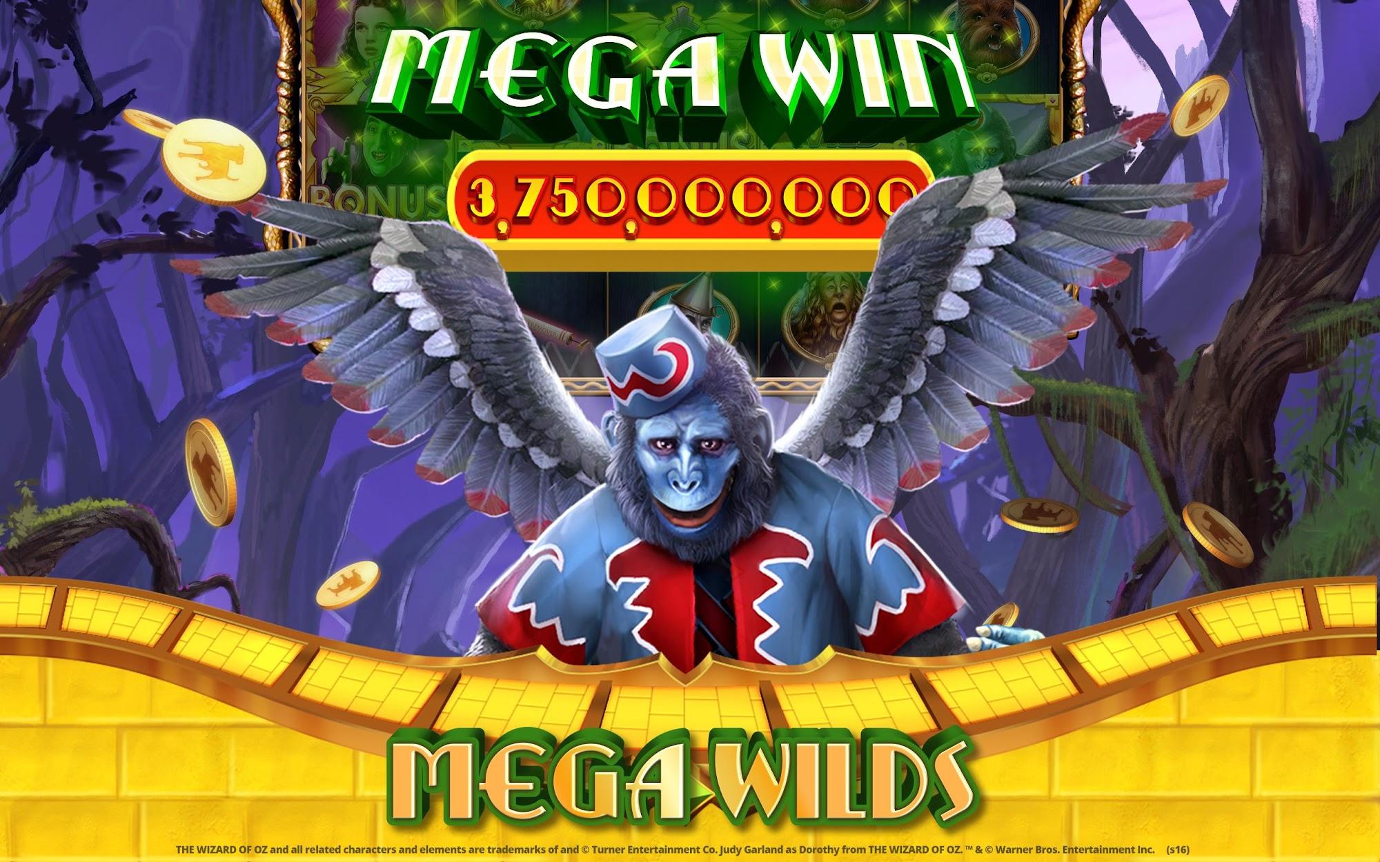 Wizard of Oz Free Slots Casino screenshot #7