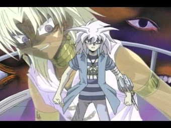 The Dark Spirit Revealed: Yugi Vs. Bakura, Part 3