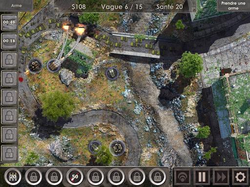 Télécharger Defense Zone 3 HD APK MOD (Astuce) screenshots 1