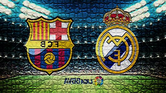Madrid VS FC Barcelone - El Clásico - náhled