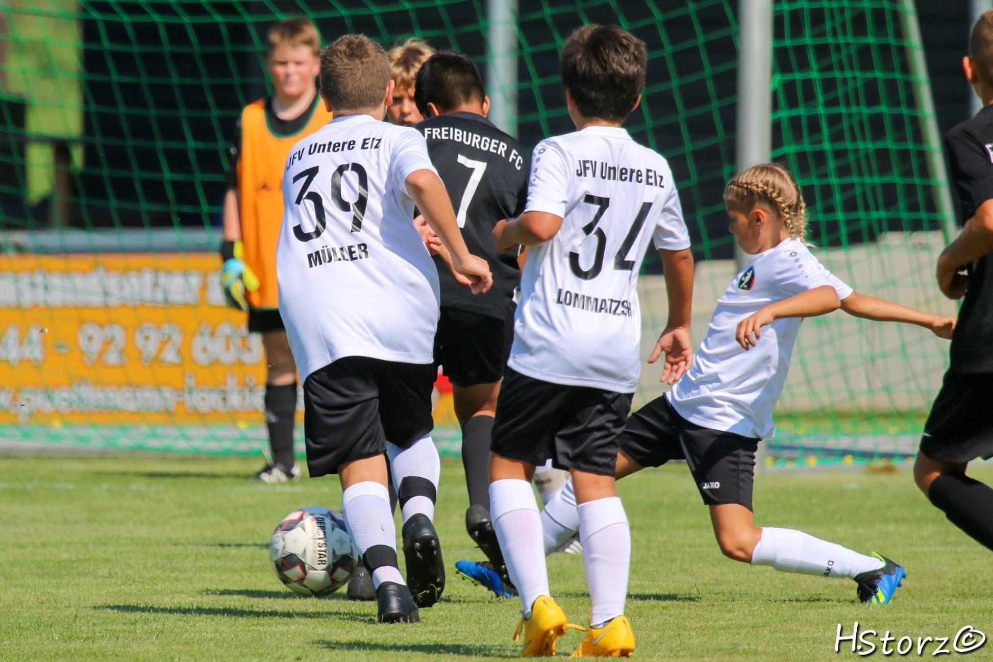 D1-JFV Untere Elz – Freiburger FC 2   1:4 (0:1)