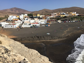 Photo: Fuerteventura - Ajuy