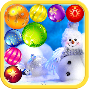 Bubble Shooter Christmas for PC and MAC