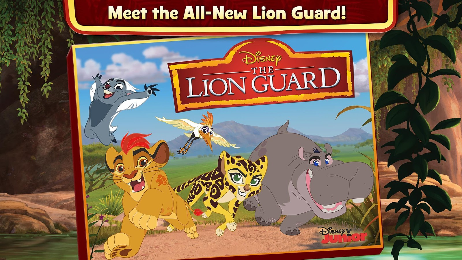 The Lion Guard- screenshot