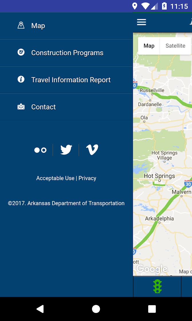 IDrive Arkansas Android 2