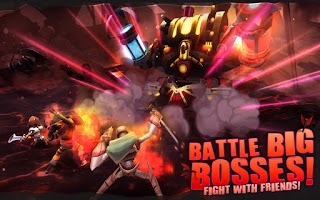 Screenshot of Might and Mayhem: Battle Arena