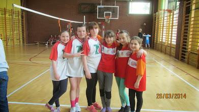 Photo: W mistrzostwach w Obornika Śląskich wystąpiły także dziewczęta z naszej Szkoły, które zakończyły zawody na wysokim 3. miejscu
