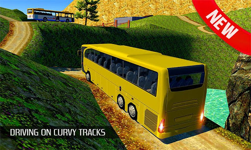 Uphill Offroad Bus Driver 2017 1.0.8 screenshots 2