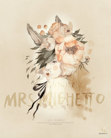 Mrs.Mighetto Lady Marble
