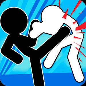 Stickman Fighter : Mega Brawl APK Cracked Download
