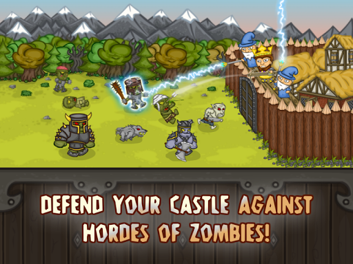 Android/PC/Windows 용 King of Math Defense 앱 (apk) 무료 다운로드 screenshot