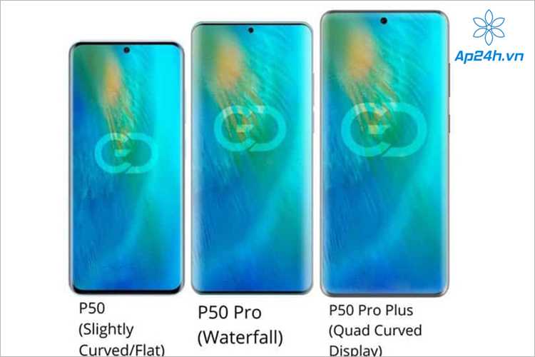 Huawei P50 được cho là sẽ bao gồm ba phiên bản chính