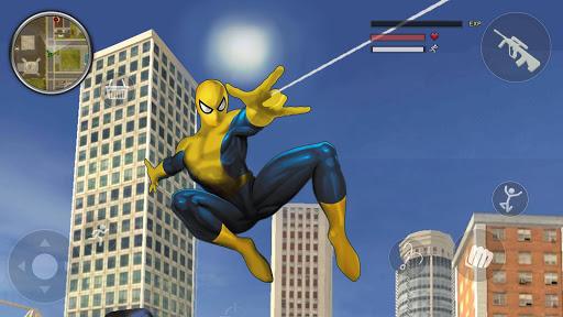 Spider Rope Gangster Hero Vegas screenshot 7