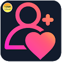 Get fans for tik follow tok - followers & Likes icon