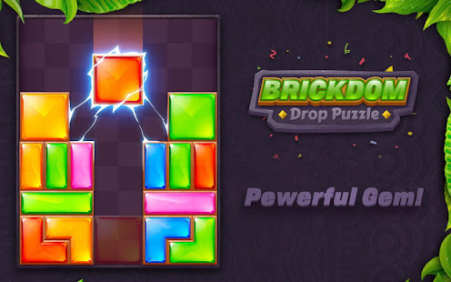Download Brickdom - Drop Puzzle For PC Windows and Mac apk screenshot 13