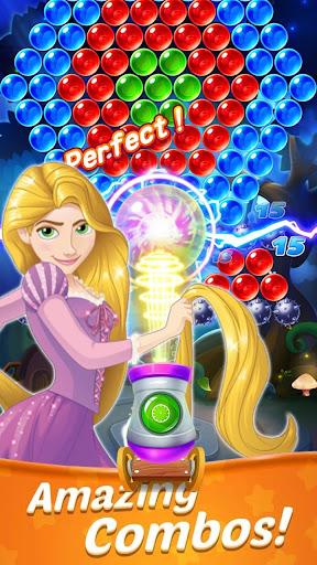 New Bubble Shooter : Princess Bubble Games screenshots 4