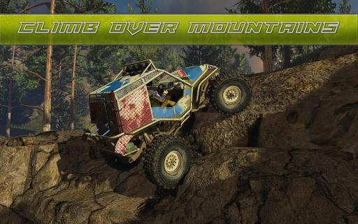 4x4 Turbo Jeep Racing Mania filehippodl screenshot 2
