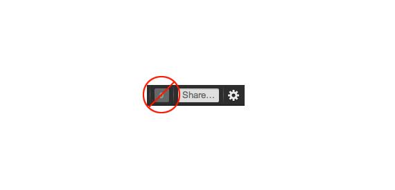 Hide Google+ Notification