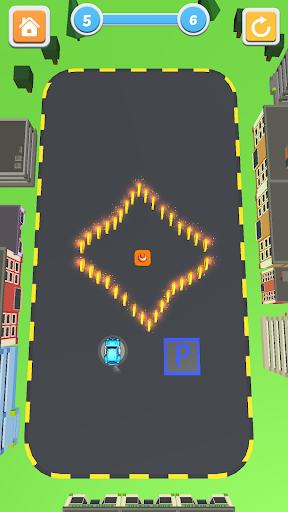 Super Parking Simulator:Merge Legend android2mod screenshots 2