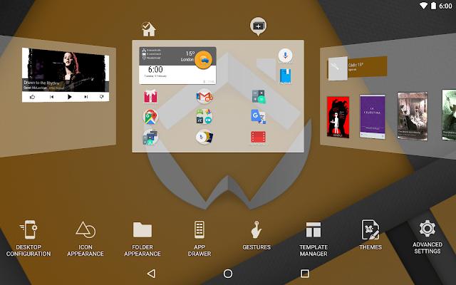 ADW Launcher 2- screenshot
