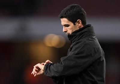 Les joueurs d'Arsenal ne sont pas très confiants à propos de l'arrivée d'Arteta