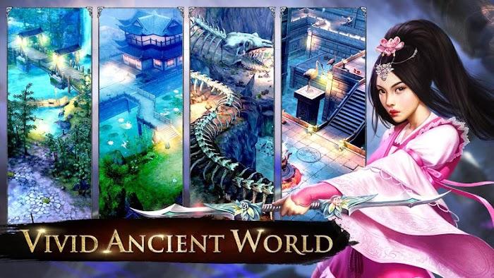 Age of Wushu Dynasty Beta- screenshot