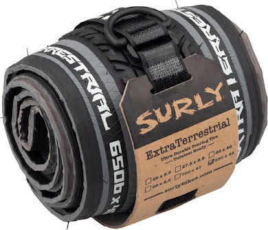 Surly ExtraTerrestrial Tire - 650b x 46, Tubeless, Black/Slate, 60tpi alternate image 3