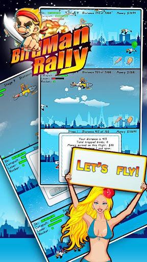 Birdman Rally screenshot 5