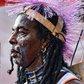Trinidad Carnival 2012 by Edison Pargass - People Portraits of Men (  )