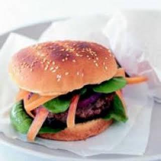 Hamburger Recipes.