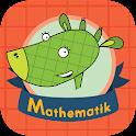 Lernspaß für Kinder in der Grundschule - Mathe icon