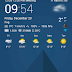 Transparent clock & weather Pro v0.99.02.45 [Paid]