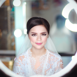 by Chandra Wirawan - Wedding Bride