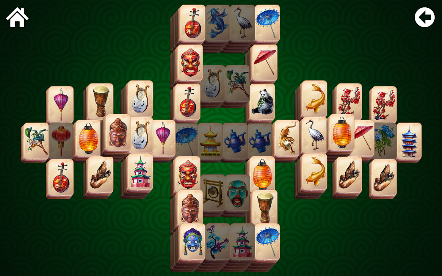 Mahjong Epic- screenshot