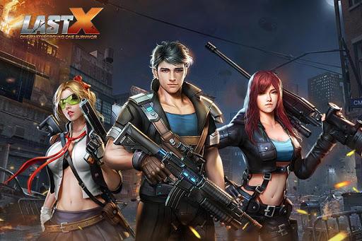 Last X One Battleground One Survivor