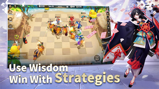 Onmyoji Chess 3.76.0 screenshots 5