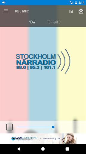 Приложения Stockholm Närradio (apk) бесплатно скачать для Android / ПК screenshot