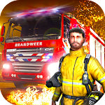 City Firefighter Hero