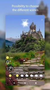 Weather Live Wallpapers [Pro] 4