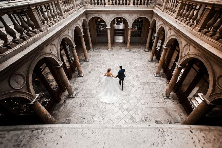 Fotógrafo de casamento Aleksandr Romanusha (alexromanusha). Foto de 20.04.2019