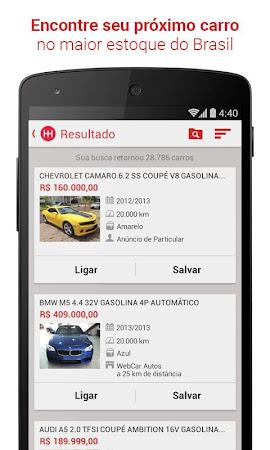 Webmotors - Anunciar Carros 2.0.10 screenshot 650238