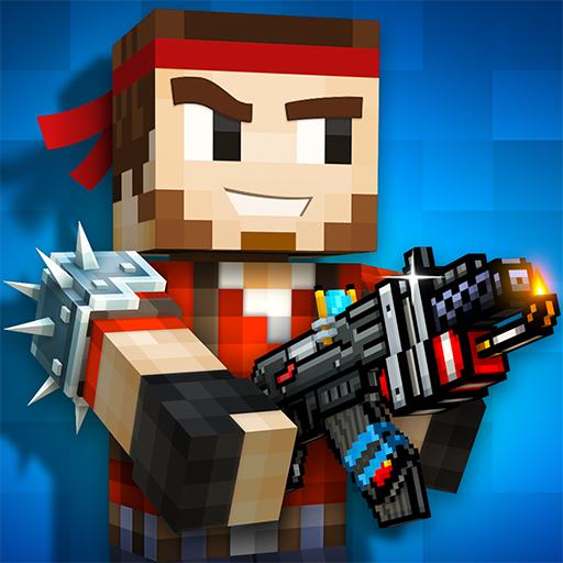 Pixel Gun 3D: Battle Royale (Стрелялки Онлайн)