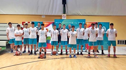 El cadete de Cajamar CB Almería cae en el CADEBA