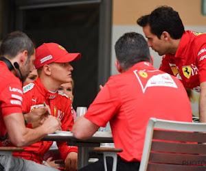 📷 🎥 Schumacher rijdt zijn eerste kilometers voor Ferrari