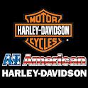 All American Harley-Davidson® icon